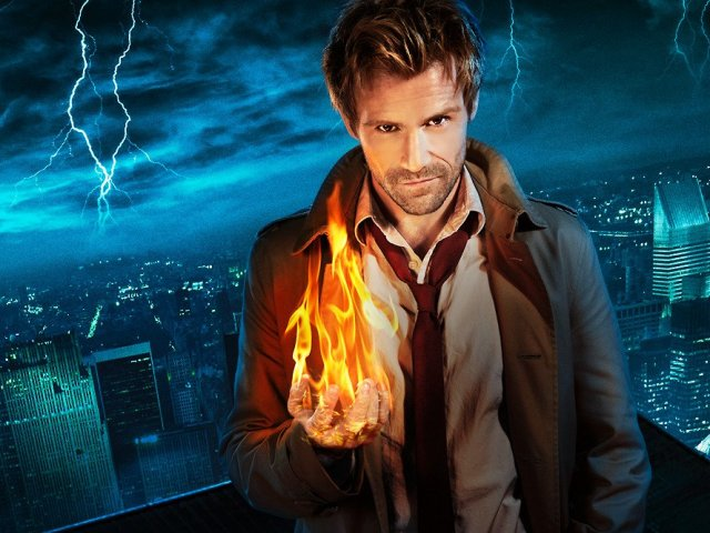 Você conhece a série Constantine?