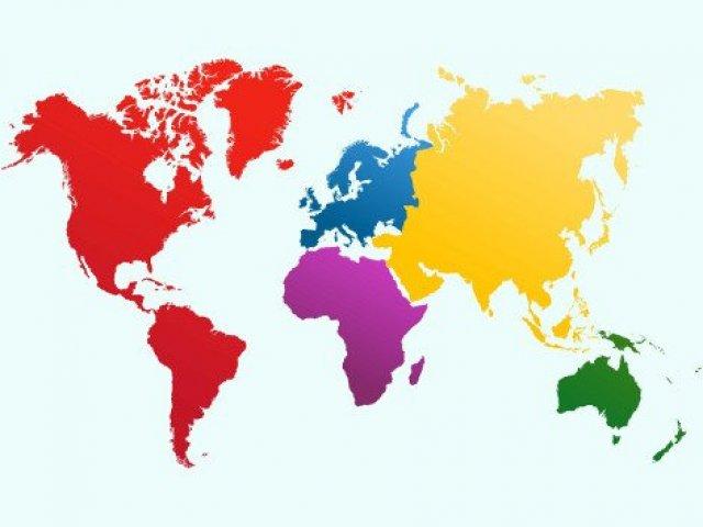 Qual continente mais combina com a sua personalidade?