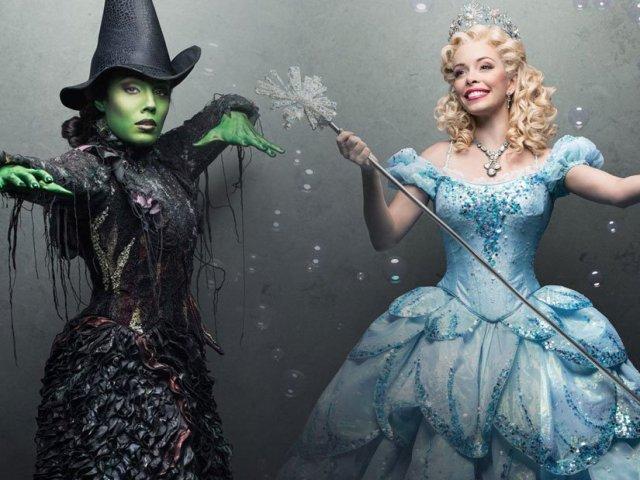 Você seria a Glinda a bruxa boa ou Elphaba a bruxa má?
