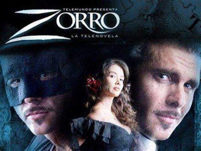 Você conhece a novela Zorro: A espada e a rosa?
