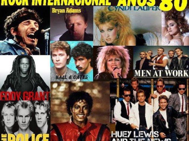 Top 10 Melhores Cantores Internacionais Dos Anos 80 Quizur