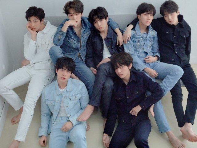 Você conhece o grupo BTS?