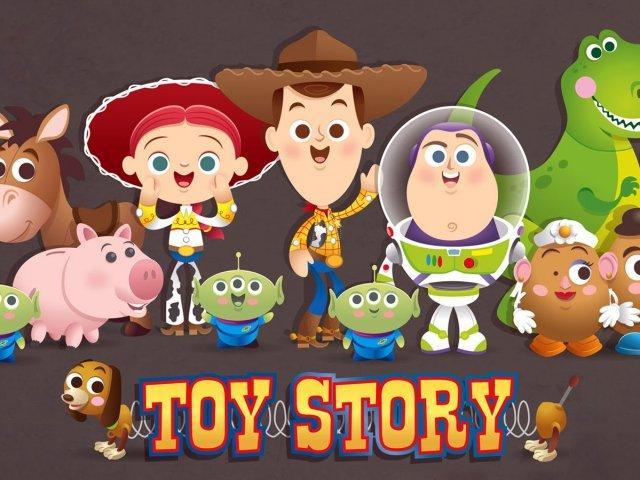 Você conhece toy story? (FÁCIL)