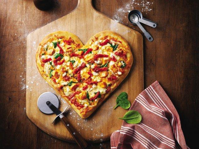 Que pizza você seria?