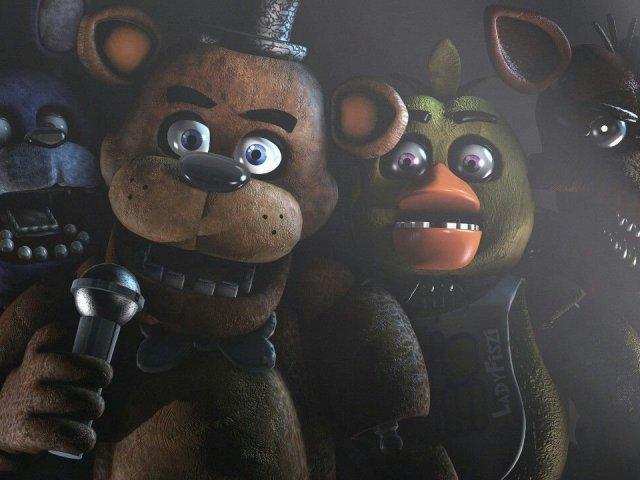 Quem Você Seria No Five Nights At Freddys Quizur