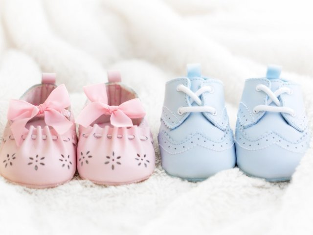Qual bebê você vai ter? Menina ou menino?
