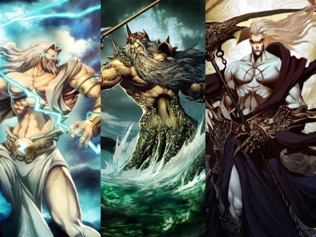 Você seria filho de qual Deus da Mitologia Grega?