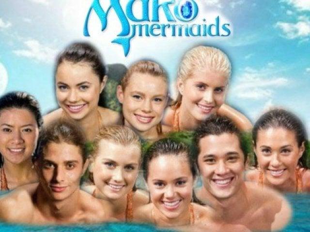 Quem é você em Mako Mermaids?