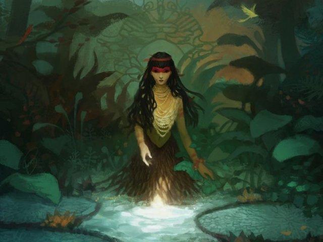 Qual criatura do folclore brasileiro você seria?