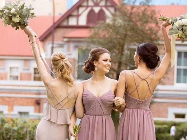 Como seria o seu vestido de Madrinha de casamento?