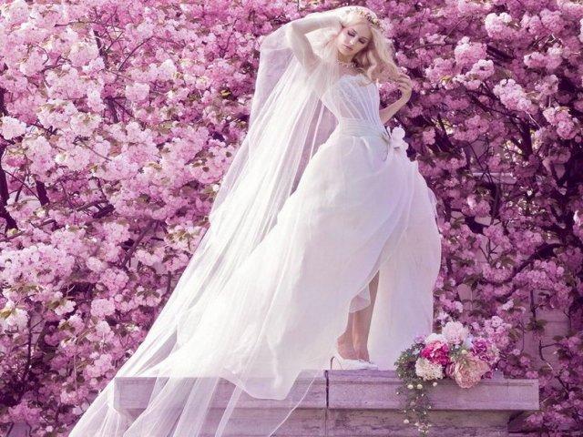 Como será o seu vestido de noiva?