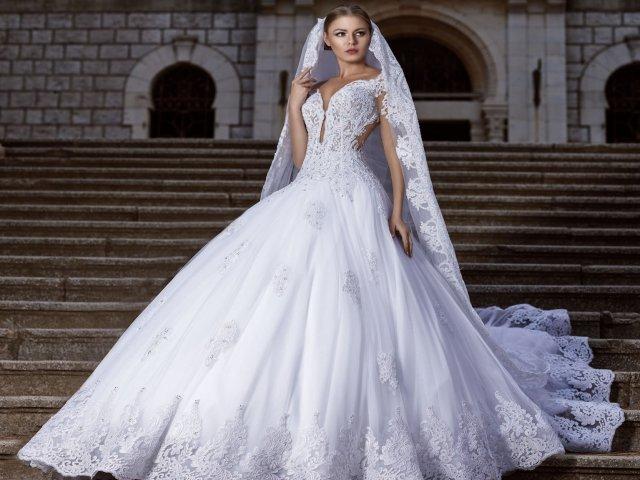 Como será o seu vestido de casamento?