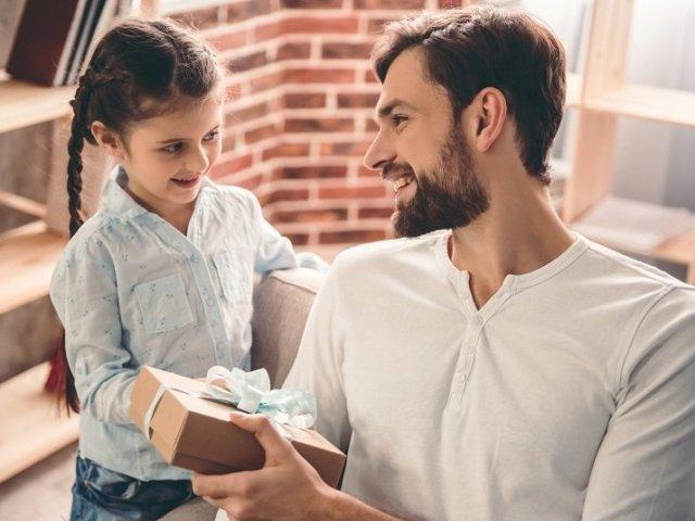 Qual presente mais combina com o seu pai?