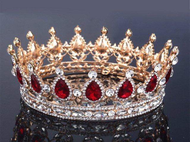Como seria a sua tiara de princesa?