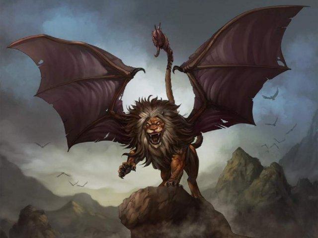 Qual criatura mitológica é você?