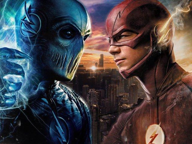 Quem você seria em the flash?