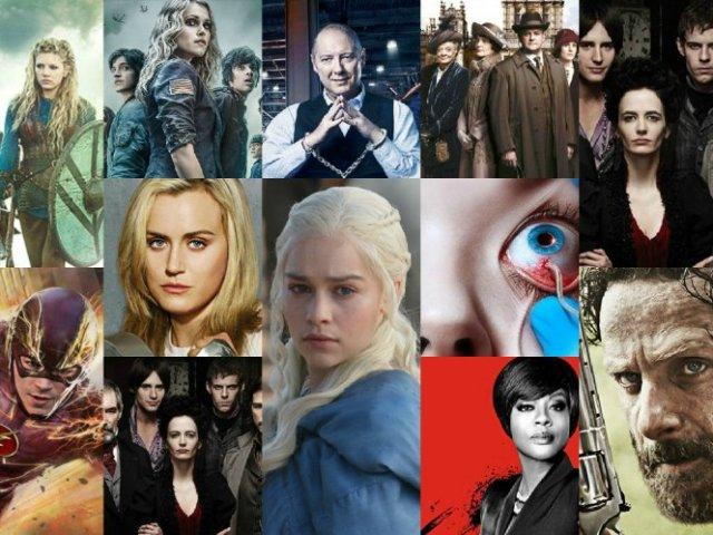 As melhores séries