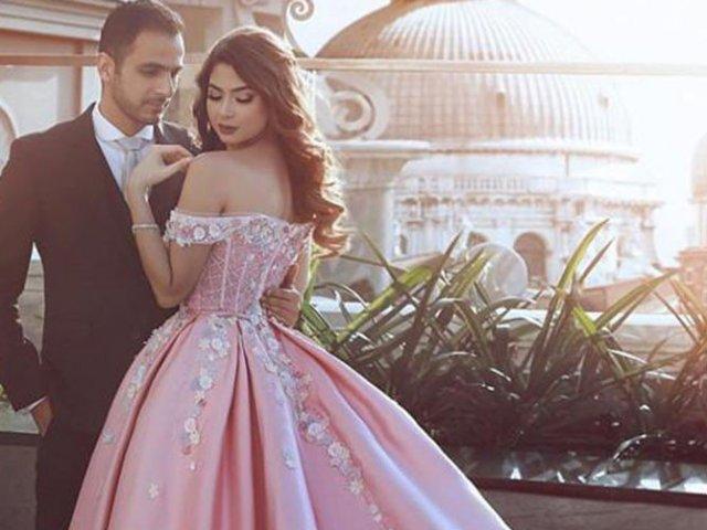 Como seria seu seu vestido de baile?