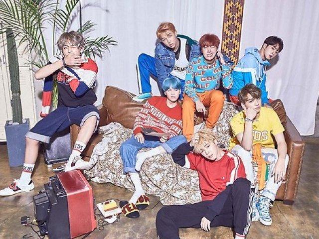 Com qual dos membros do BTS você ficaria? (RPG)