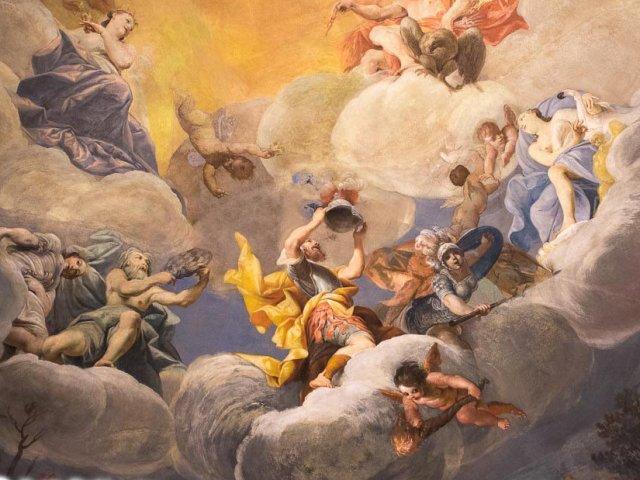 Maiores deuses da mitologia