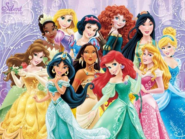Será que você conhece as princesas Disney?