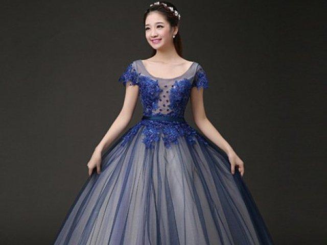 Como seria o seu vestido de lady?