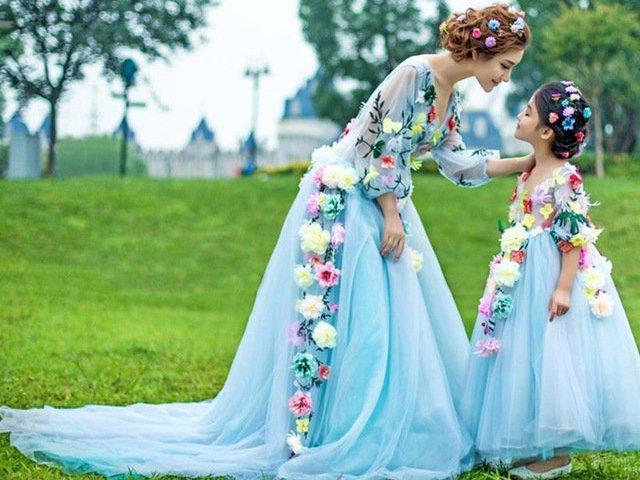 Como será o seu vestido de princesa?