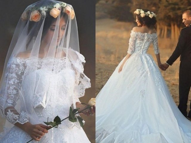 Qual será o seu vestido de casamento?