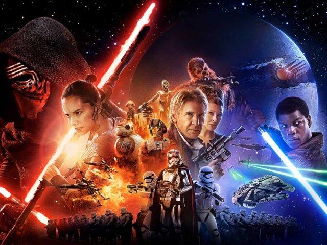 Qual seu personagem de Star Wars?