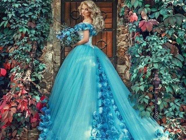 Como Será O Seu Vestido De Princesa Quizur