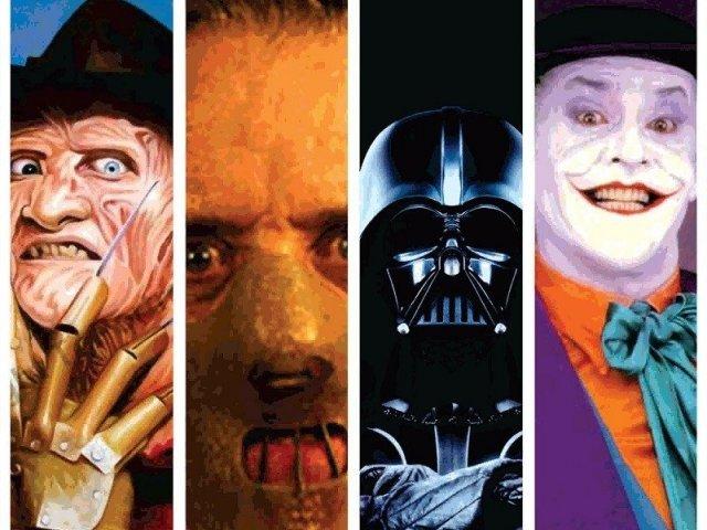 Qual o vilão de cinema que existe dentro de você?