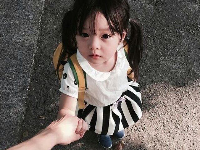 Como seria o nome do seu filho em coreano?
