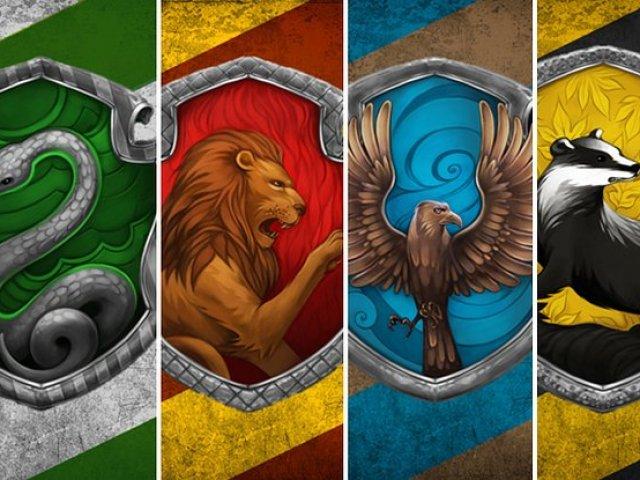 Qual sua casa em Hogwarts - Chapéu Seletor