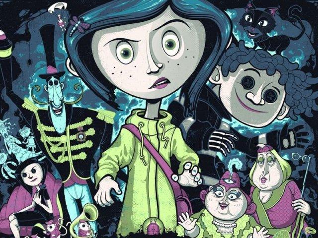 Quem você seria em Coraline?