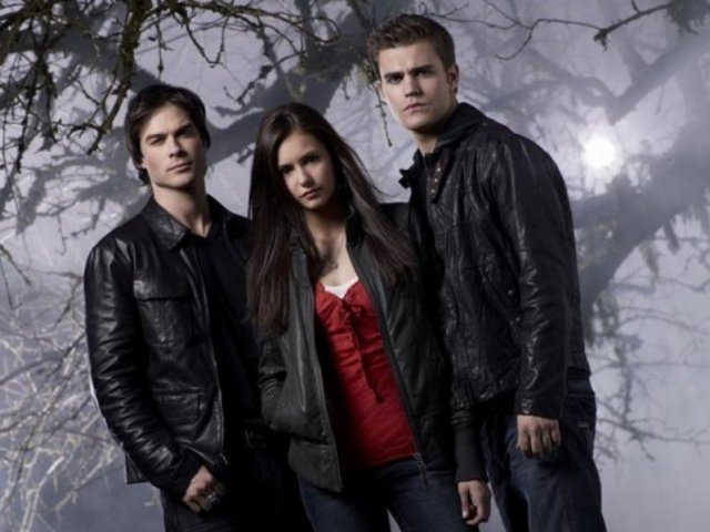 Quiz The Vampire Diaries