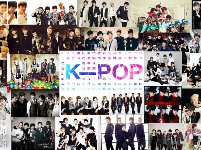 Quem você seria em um grupo de k-pop?