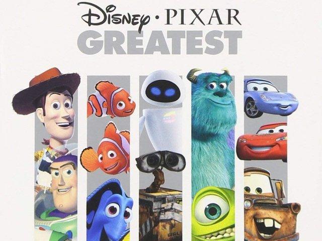 Você conhece mesmo os filmes da disney com a pixar?