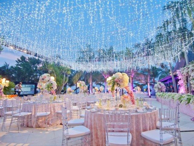 Como será a sua festa de casamento?