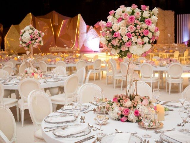 Como seria a sua decoração de casamento?