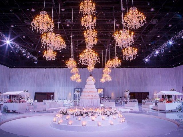 Como seria a sua decoração de casamento dos sonhos?