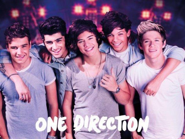 Você realmente conhece One Direction?