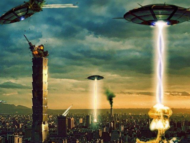 Quanto tempo você sobreviveria em uma invasão alienígena?