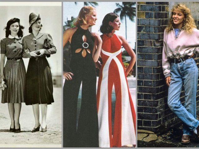 Teste os seus conhecimentos sobre a moda no século XX