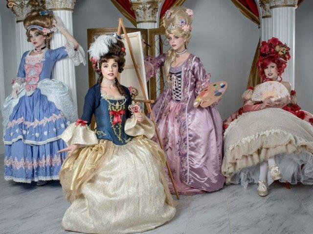 Qual será seu vestido de princesa encantada?