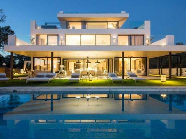 Qual seria sua casa moderna quizur for Casa moderna 8