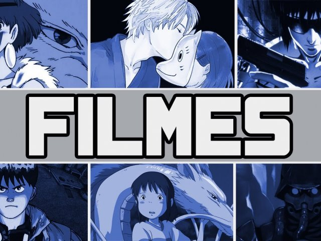 Top 10 Filmes de Anime