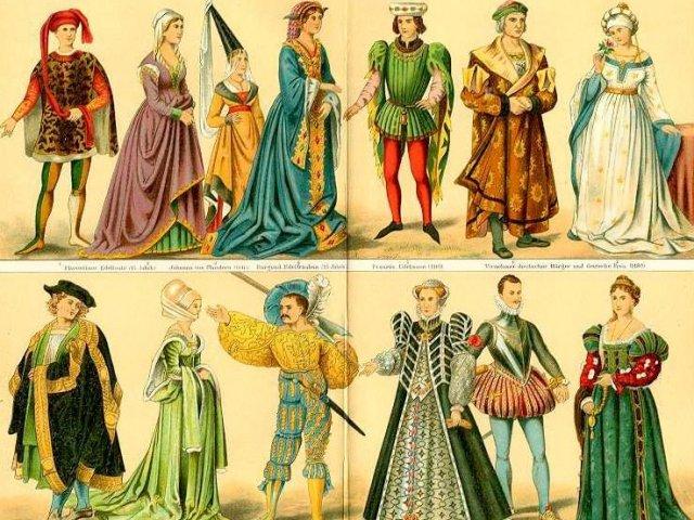 Quem é você na Idade Média?