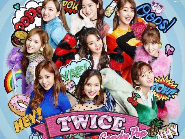 Quem seria a sua melhor amiga das Twice?