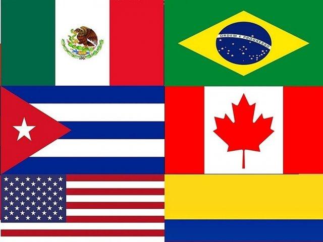 Você realmente conhece todas as Bandeiras do Mundo? (Difícil)
