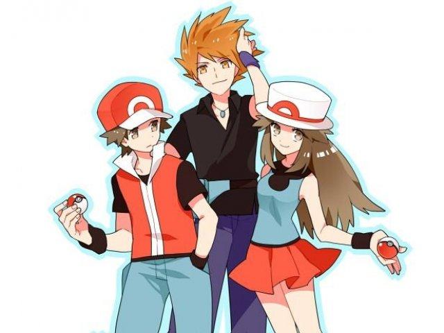 Quem você é em Pokémon?